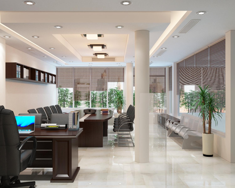 8 Xu thế thiết kế phòng làm việc công sở 2017 phần 2 ravamifi
