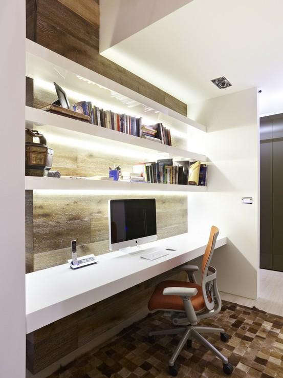 Các loại bàn làm việc độc đáo trong văn phòng làm việc công ty-7