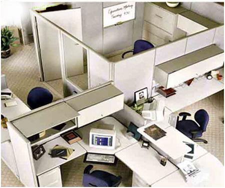 Mẫu nội thất thông minh cho văn phòng làm việc hiện đại-5