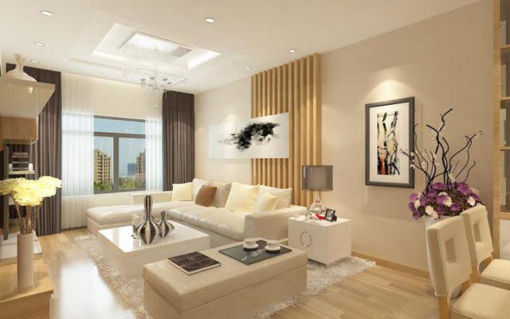 Nguyên tắc thiết kế nội thất chung cư đẹp