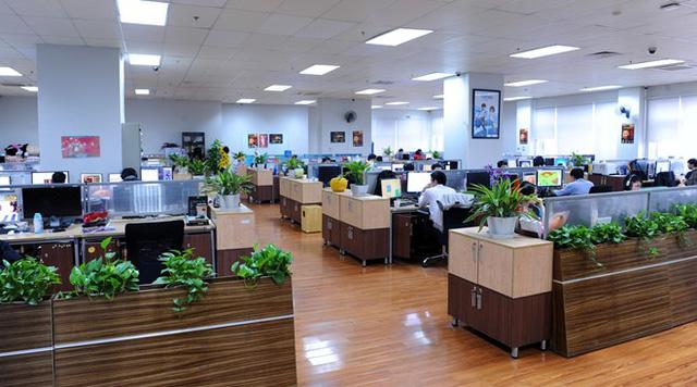Nhìn ngắm 3 không gian văn phòng đình đám nhất ở Việt Nam-6