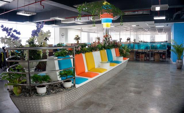 Nhìn ngắm 3 không gian văn phòng đình đám nhất ở Việt Nam-7