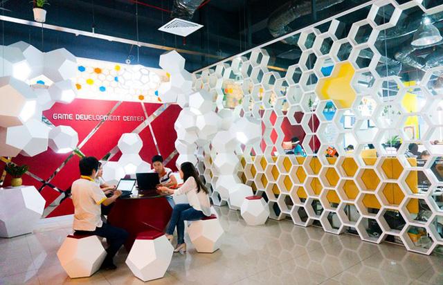 Nhìn ngắm 3 không gian văn phòng đình đám nhất ở Việt Nam-8