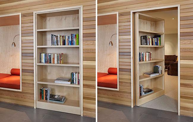Sử dụng cửa bí mật để tạo không gian riêng tư trong văn phòng làm việc-7