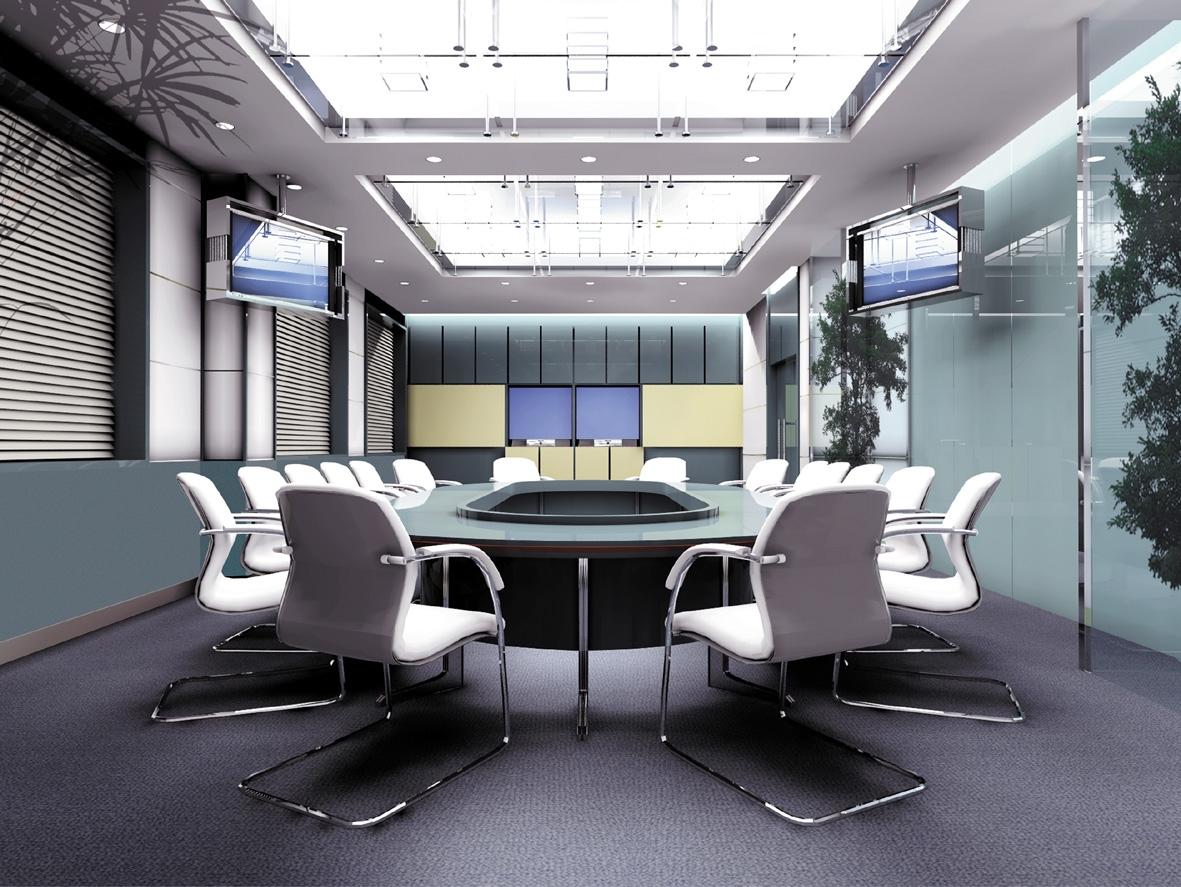 Những kiểu thiết kế sang trọng cho văn phòng