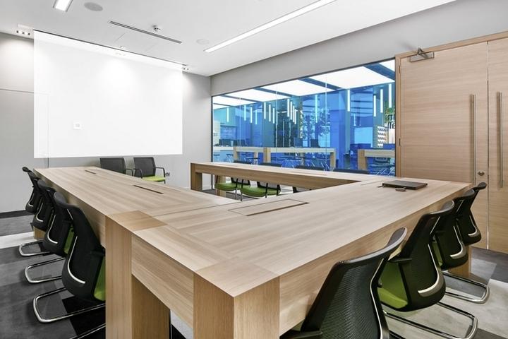 Thi công nội thất văn phòng công ty bất động sản-4