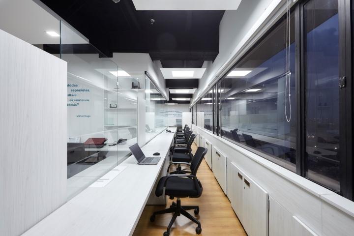 Thi công nội thất văn phòng công ty Mtbase-3