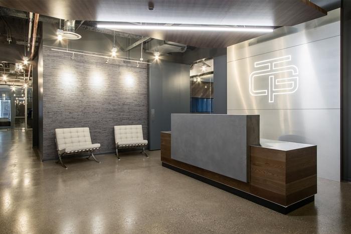 Thi công nội thất văn phòng thương mại Geneva-1