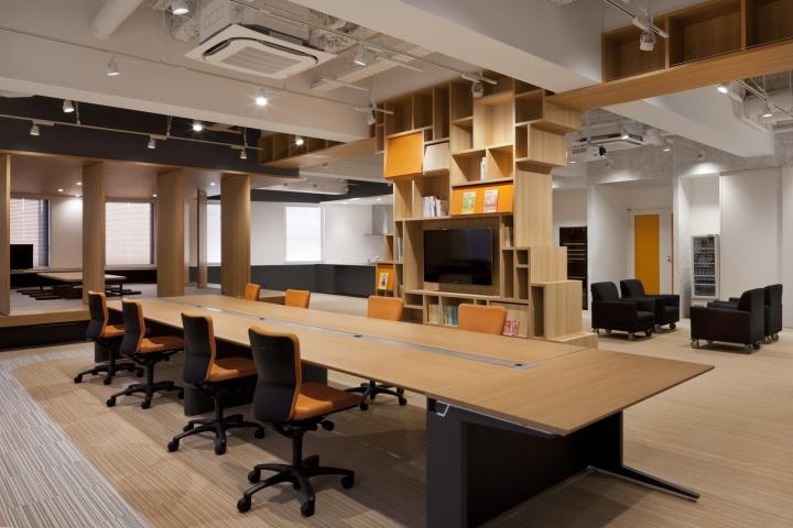 tuyệt kỹ giúp cho thiết kế văn phòng làm việc sang trọng hơn ravamifi