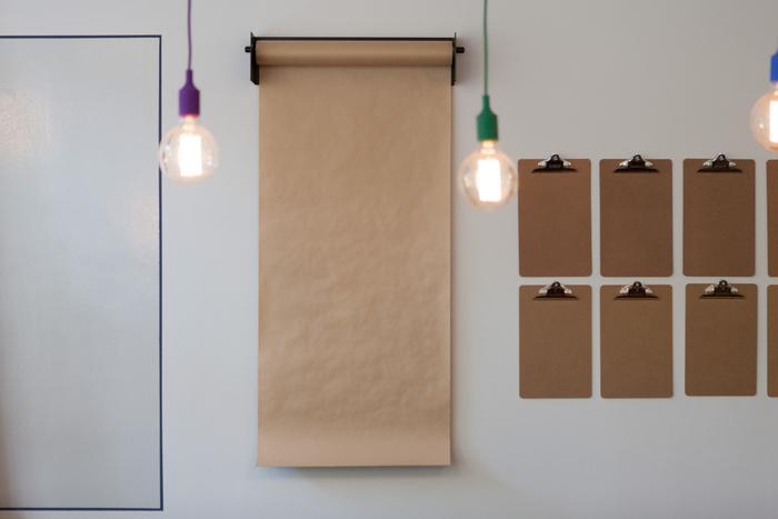 Thiết kế nội thất văn phòng trong căn hộ chung cư Bắc Linh Đàm-5