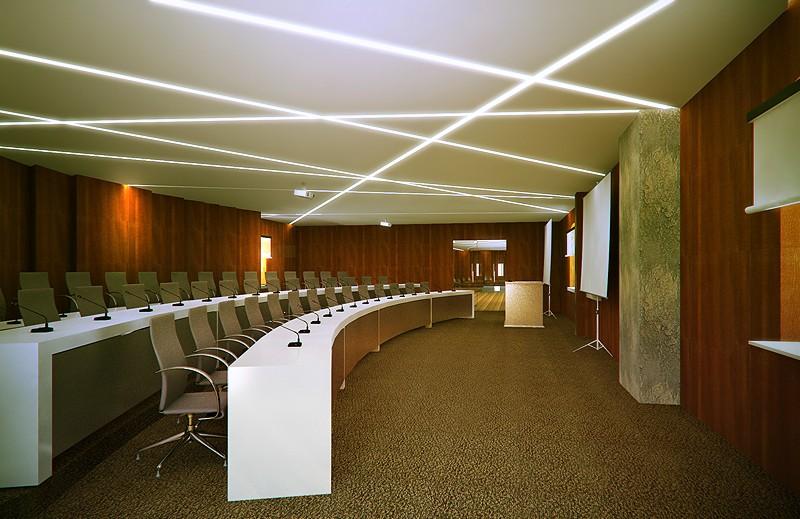 Thiết kế phòng họp với các sản phẩm nội thất ấn tượng