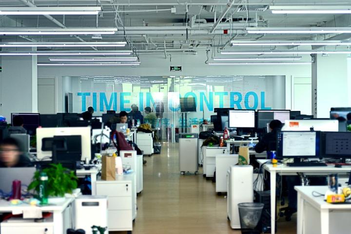 Thiết kế thi công nội thất văn phòng công ty HQ Việt Nam-4
