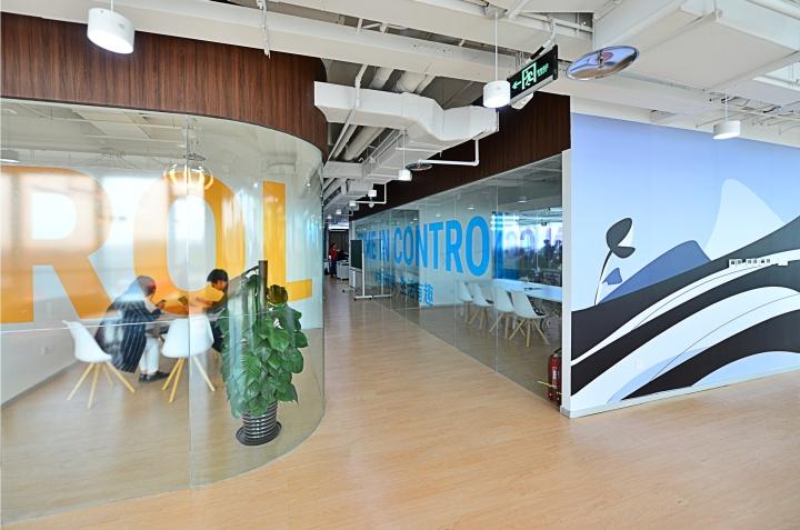 Thiết kế thi công nội thất văn phòng công ty HQ Việt Nam-5