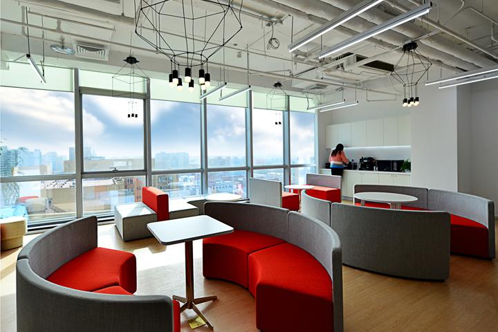 Thiết kế thi công nội thất văn phòng công ty HQ Việt Nam
