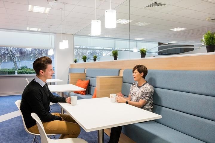 Thiết kế thi công nội thất văn phòng Gigamon-3
