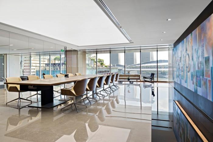 Thiết kế văn phòng công ty Masan Việt Nam tại Singapore-2