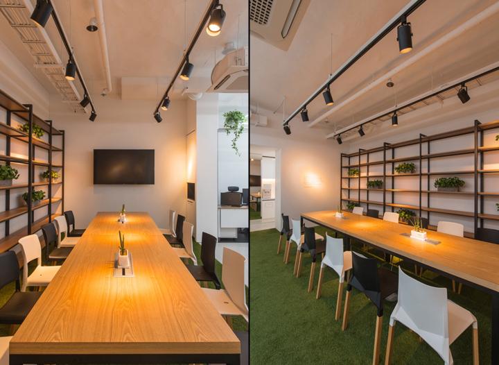 Thiết kế văn phòng công ty Solekia Keangnam-2