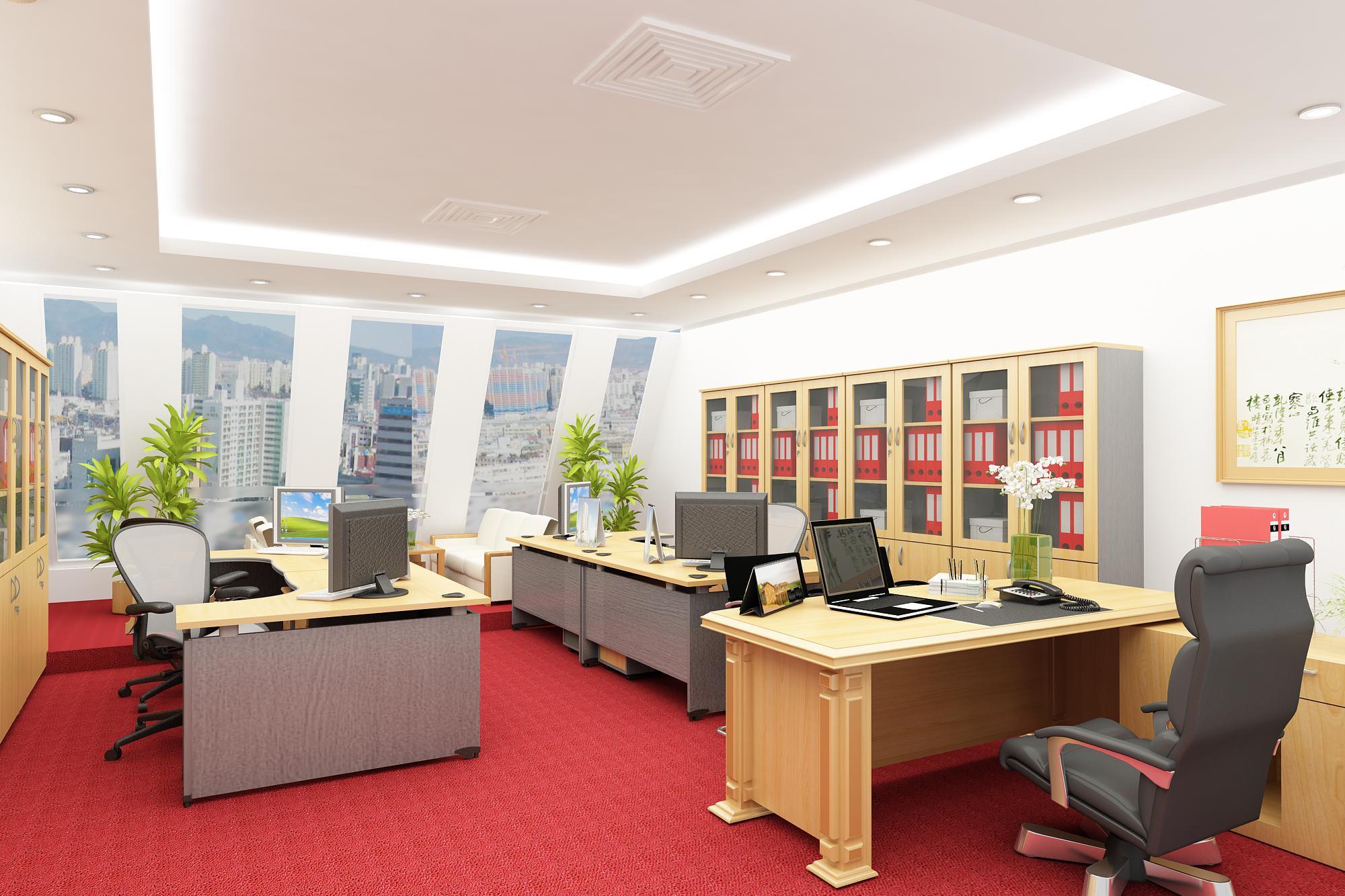 Áp dụng thiết kế văn phòng theo 5S