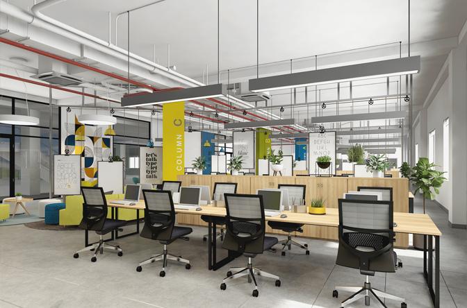 Các mẫu thiết kế văn phòng đẹp 2016