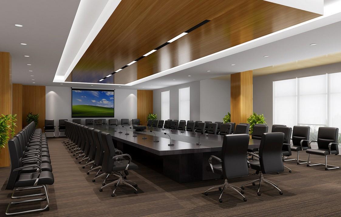 Kinh nghiệm thiết kế văn phòng cho phòng họp