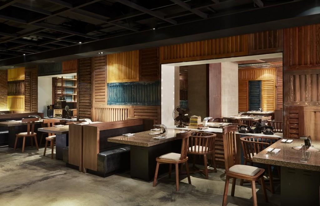 Sở hữu mẫu thiết kế nhà hàng mang phong cách tân cổ điển thể hiện đẳng cấp nhà hàng sẽ giúp việc kinh doanh trở nên thuận lợi