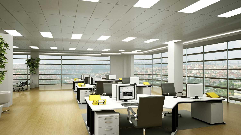 Tiêu chuẩn thiết kế văn phòng cho thuê