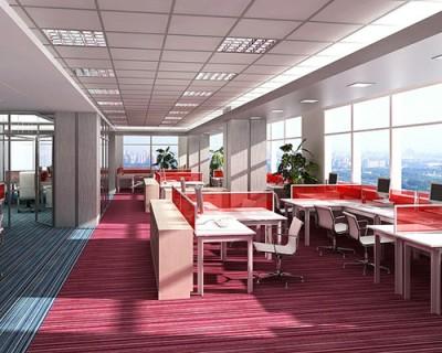 Thiết kế nội thất văn phòng làm việc đẹp tại Hà Nội