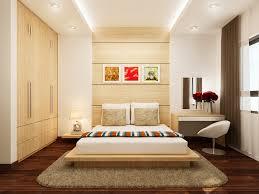 Thiết kế nội thất phòng ngủ có diện tích vừa và nhỏ đẹp, tiện dung.