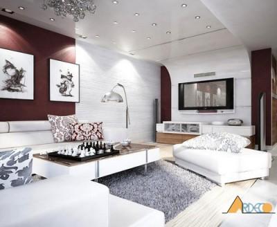 Thiết kế nội thất chung cư đẹp tại Hà Nội