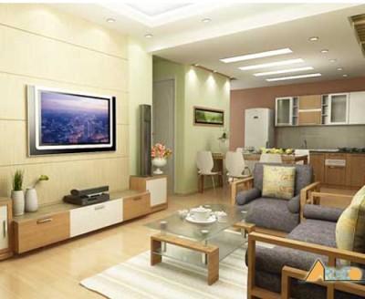 Thiết kế nội thất chung cư cao cấp dự án Goldmark City