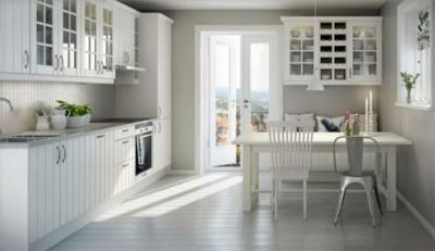 Xu hướng thiết kế nội thất phòng bếp hiện đại năm 2015