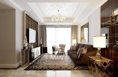 Thiết kế nội thất chung cư sang chảnh quý phái