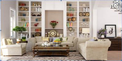 Thiết kế nội thất biệt thự đẹp, phong cách thiết kế hiện đại.