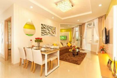 Thiết kế nội thất chung cư ấn tượng với phong cách nhẹ nhàng