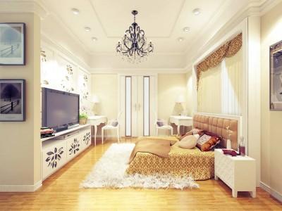 Thiết kế nội thất chung cư đa phong cách ấn tượng