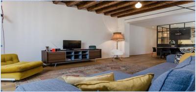 Thiết kế nội thất chung cư đẹp giản dị nhưng ấn tượng