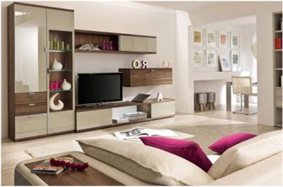 Thiết kế phòng khách đẹp hợp phong thủy