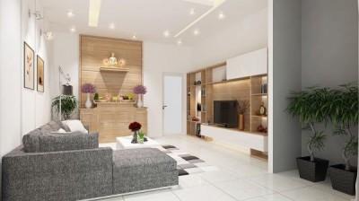 Thiết kế biệt thự mini ấn tượng với không gian sống tiện nghi