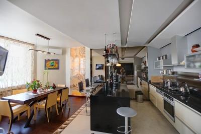 Thiết kế nội thất chung cư ấn tượng độc đáo