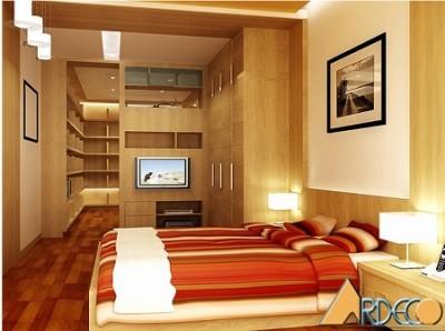 Thiết kế nội thất nhà ở nhà anh Hiển 69 Thuốc Bắc