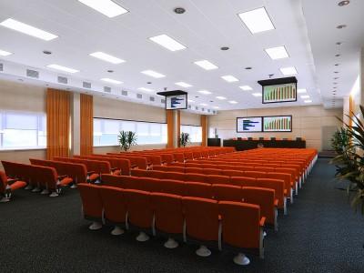 Thiết kế phòng họp hỗ trợ việc đánh giá và phân tích kế hoạch kinh doanh