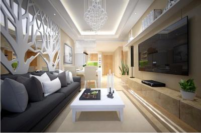 Thiết kế nội thất chung cư với những  nét đẹp tinh tế, hiện đại