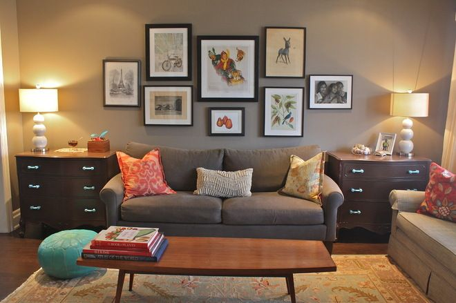 Cải tạo chung cư cũ với phong cách trẻ trung ấn tượng