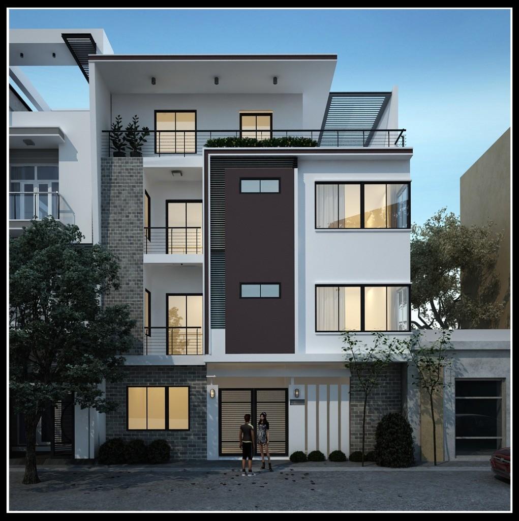 Công ty thiết kế nhà phố chuyên nghiệp tại Hà Nội