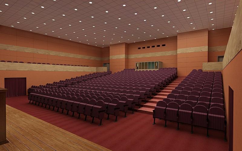 Thiết kế phòng hội thảo nhỏ khoa học và có sức chứa lớn