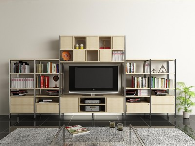 Giải pháp thiết kế nội thất thông minh cho những căn hộ nhỏ