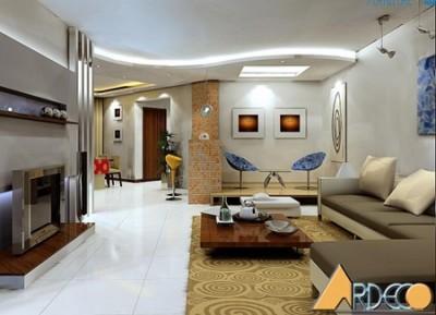 Thiết kế nội thất chung cư sáng tạo đẳng cấp với nội thất Ardeco