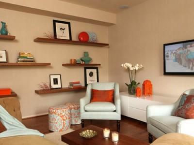 Mát mắt với những mẫu thiết kế nội thất nhà chung cư nhỏ đẹp