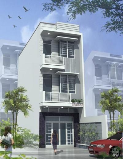 Thiết kế nhà phố ở đâu đẹp tại Hà Nội?