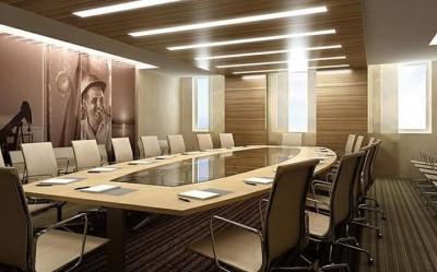 Thiết kế phòng họp độc đáo đậm chất nghệ thuật
